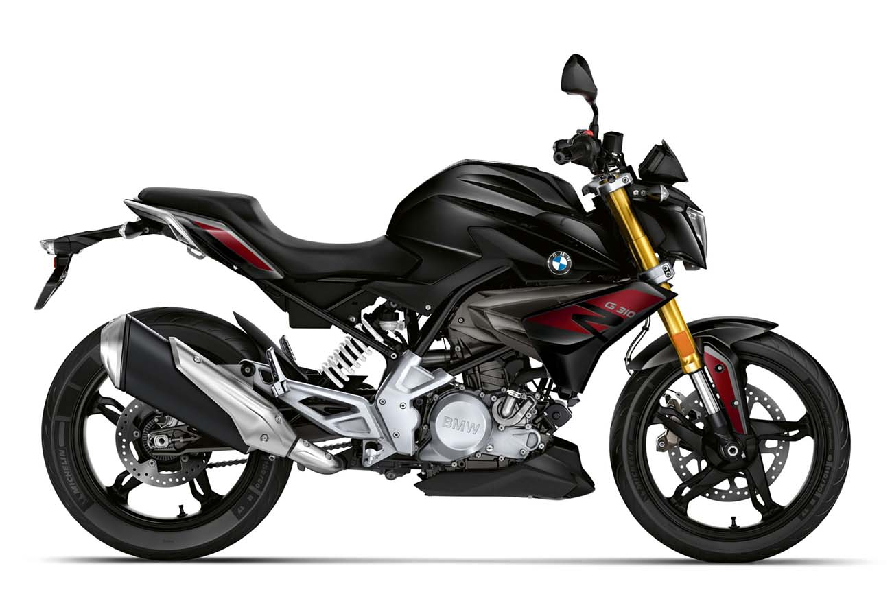 BMW G 310R technical specifications